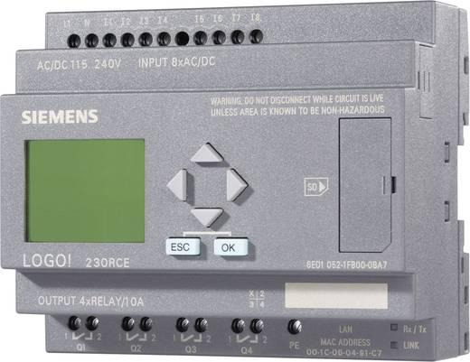 SPS-Steuerungsmodul Siemens LOGO! 230RCE 0BA7 6ED1052-1FB00-0BA7 115 V/AC, 230 V/AC