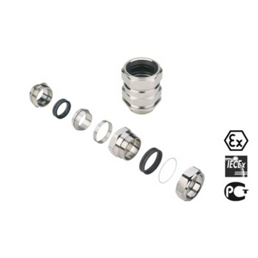Kabelverschraubung M50 Messing Weidmüller KDSW M50 BN O NI 1 G50 1 St.