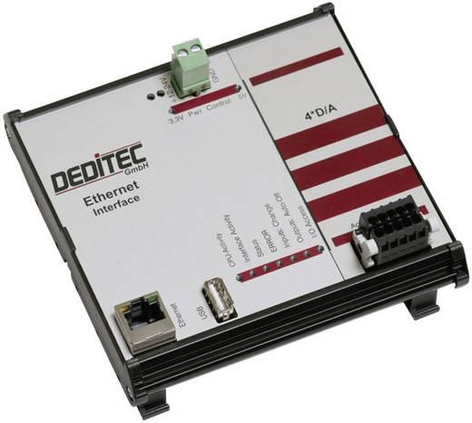 Ausgangsmodul Deditec RO-ETH-DA4 Ethernet
