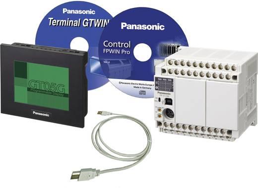 SPS-Starterkit Panasonic KITGT05FPXC30R KITGT05FPXC30R 115 V/AC, 230 V/AC, 240 V/AC