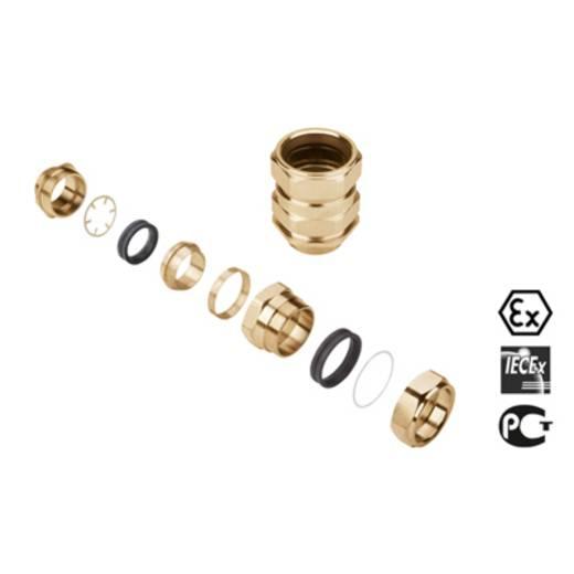 Kabelverschraubung M50 Messing Weidmüller KDSW M50 BN L SC 1 G50S 1 St.