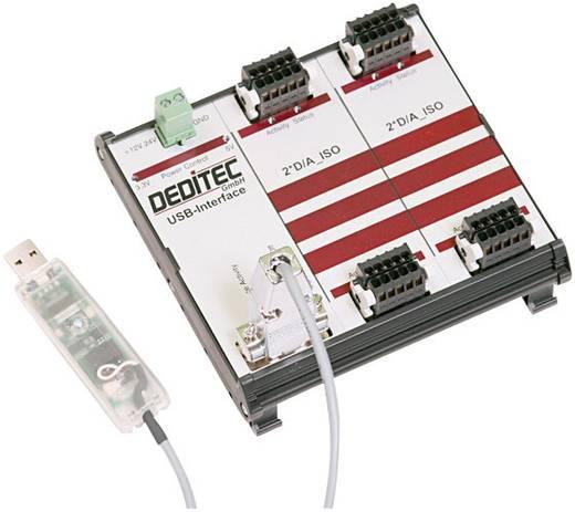 Ausgangsmodul Deditec RO-USB-DA4_ISO USB