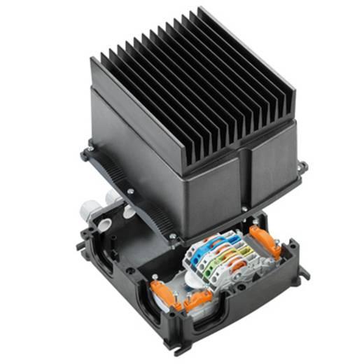 Verteiler-Box flexibel: 6-0.75 mm² starr: 6-0.75 mm² Weidmüller FP BOX 10P SNT 4XVG 1 St. Schwarz