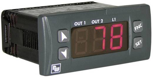 Wachendorff UR3274S3 PID Temperaturregler K, S, R, J, Pt100, Pt500, Pt1000, Ni100, PTC1K, NTC10K Relais 8 A, Relais 5 A