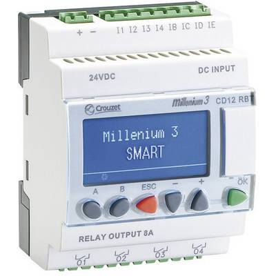 SPS-Steuerungsmodul Crouzet CD12RBT 24V SMART 88974441 24 V/DC Preisvergleich