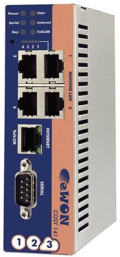 Fernwartungsrouter LAN, RS-232, RS-485 Wachendorff 12 V/DC, 24 V/DC