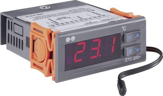 VOLTCRAFT ETC-200+ Temperaturregler NTC -40 bis +120 °C Relais 10 A (L x B x H) 88 x 75 x 34.5 mm