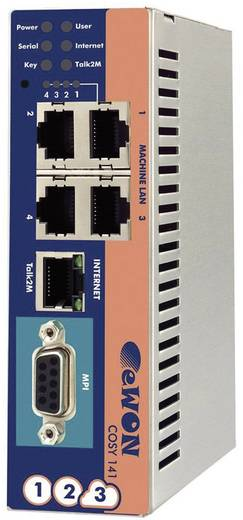 Fernwartungsrouter LAN, MPI, Profibus Wachendorff WEC51460 12 V/DC, 24 V/DC