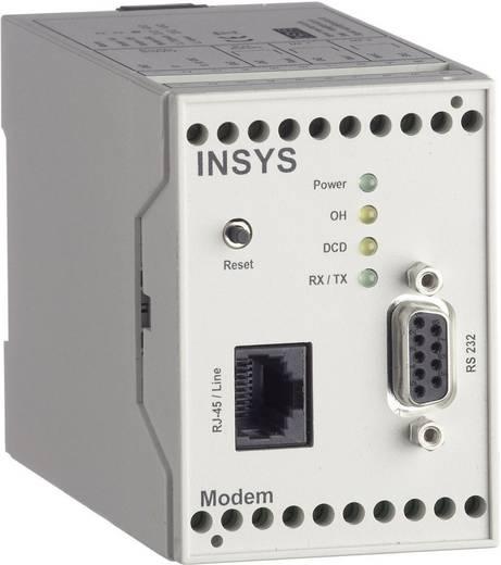 Modem Insys 11-03-01-01-40.028 RS 232 12 V/DC, 24 V/DC, 48 V/DC, 60 V/DC