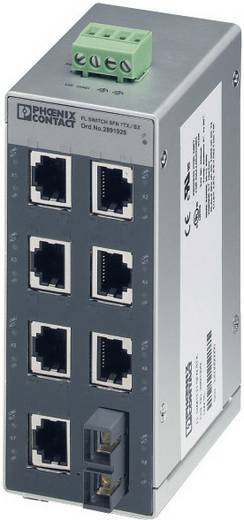 Industrieswitch unmanaged Phoenix Contact FL SWITCH SFN 7TX/FX Anzahl Ethernet Ports 7 1 LAN-Übertragungsrate 100 MBit/s