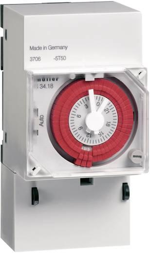 Hutschienen-Zeitschaltuhr analog Müller VS 30.18 12 V/DC, 24 V/DC, 24 V/AC 16 A/250 V