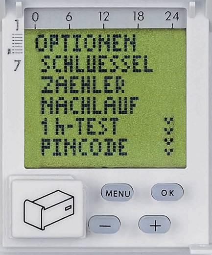 Hutschienen-Zeitschaltuhr digital Siemens 7LF4521-0 230 V/AC 16 A/250 V
