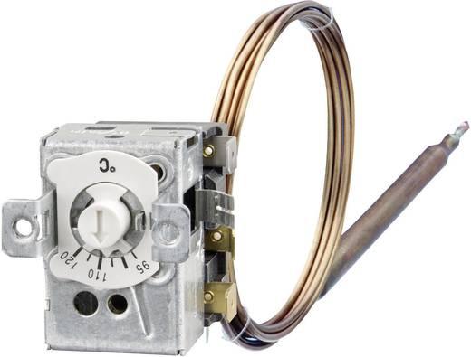 Jumo 602031/21 Einbauthermostat 70 bis 130 °C (L x B x H) 42 x 36 x 46 mm
