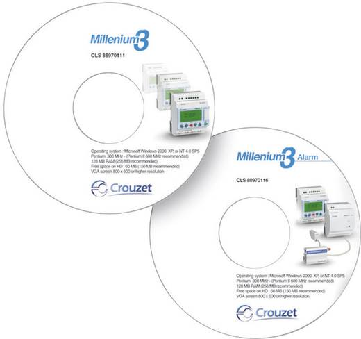 SPS-Software Crouzet M3 SOFT