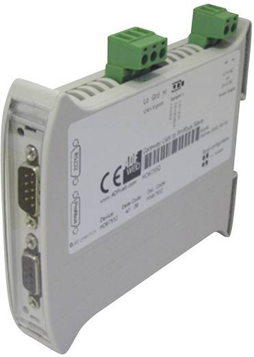 Gateway CAN Bus, Profibus, RS-232 Wachendorff HD67552 24 V/DC