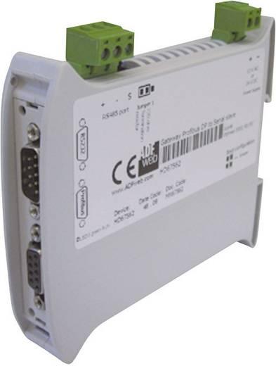 Gateway Profibus, RS-232, RS-485 Wachendorff HD67562 24 V/DC