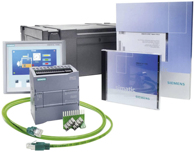 Siemens S7-1200+KTP400 BASIC 6AV6651-7KA01-3AA4 SPS-Starterkit 115 V/AC, 230 V/AC
