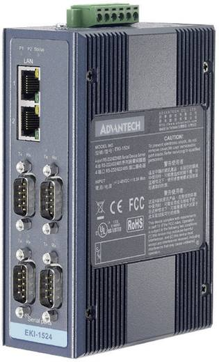 Schnittstellen-Wandler RS-232, RS-422, RS-485 Advantech EKI-1524-BE Anzahl Ausgänge: 4 x 12 V/DC, 24 V/DC