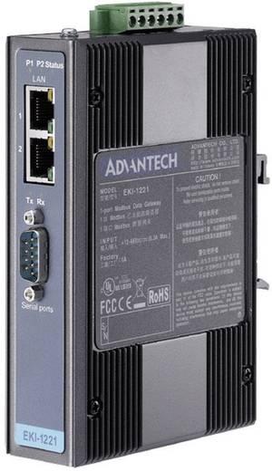 Schnittstellen-Wandler Modbus Gateway Advantech EKI-1221-AE Anzahl Ausgänge: 1 x 12 V/DC, 24 V/DC