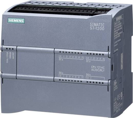 SPS-Steuerungsmodul Siemens CPU 1214C AC/DC/RELAIS 6ES7214-1BG31-0XB0 115 V/AC, 230 V/AC