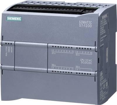 PLC controller Siemens CPU 1214C DC/DC/RELAIS 6ES7214-1HG31-0XB0 24 Vdc