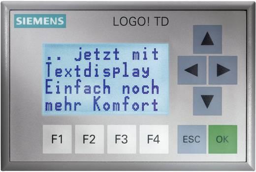 SPS-Displayerweiterung Siemens LOGO! TD 6ED1055-4MH00-0BA0