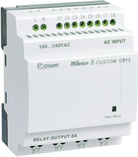SPS-Steuerungsmodul Crouzet Millenium 3 CB12 R 88970021 24 V/DC