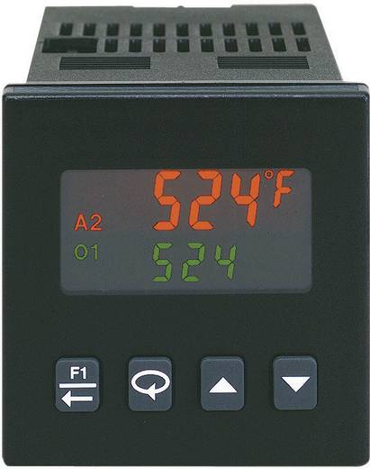 Wachendorff T1611110 PID Temperaturregler S, T, J, N, K, E, R, B, Pt100 Relais 3 A (L x B x H) 106 x 50 x 50 mm