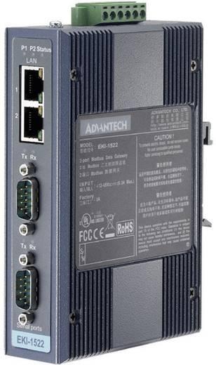Schnittstellen-Wandler RS-232, RS-422, RS-485 Advantech EKI-1522-AE Anzahl Ausgänge: 2 x 12 V/DC, 24 V/DC