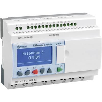 SPS-Steuerungsmodul Crouzet Millenium 3 Smart CD20 R 88974051 24 V/DC Preisvergleich