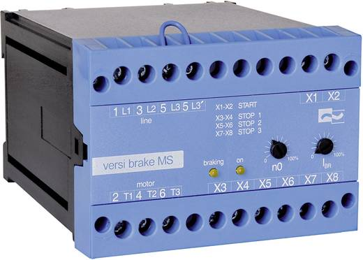 Sanftstarter Peter Electronic VBMS 400-2,2/20 Motorleistung bei 230 V 2.2 kW Nennstrom 16 A