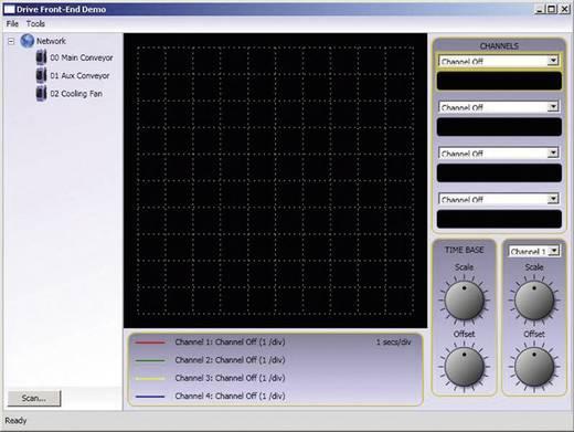 Bedienfeld Peter Electronic VersiPC Peter Electronic VersiDrive