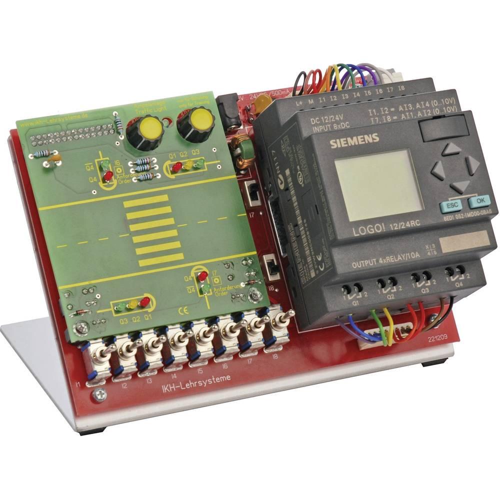 IKH Lehrsysteme 100100 Training Device LOGO! Learn Basic from Conrad ...
