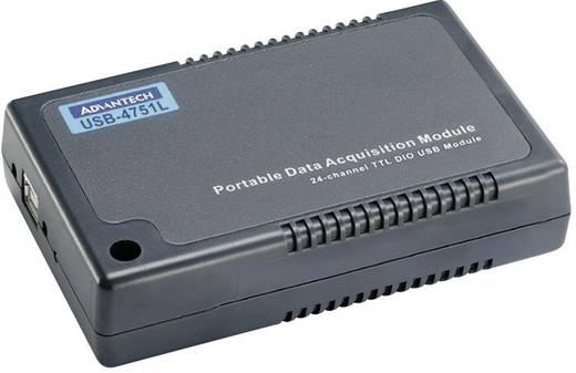 I/O Modul DI/O, USB Advantech USB-4751L-AE Anzahl I/O: 24