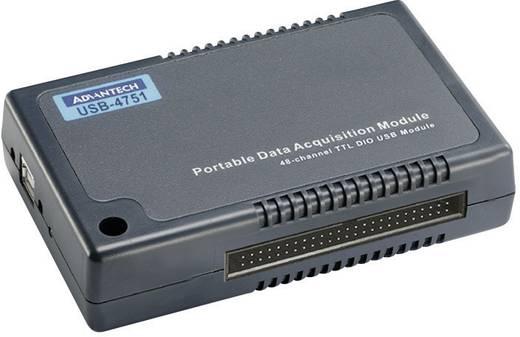I/O Modul DI/O, USB Advantech USB-4751-AE Anzahl I/O: 48