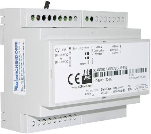 Scanner M-Bus, RS-232 Wachendorff HD67031 24 V/DC