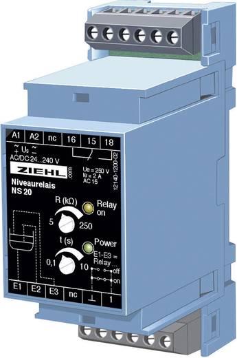 Stromüberwachungsrelais Ziehl NS 20 Anzahl Relais-Ausgänge: 1