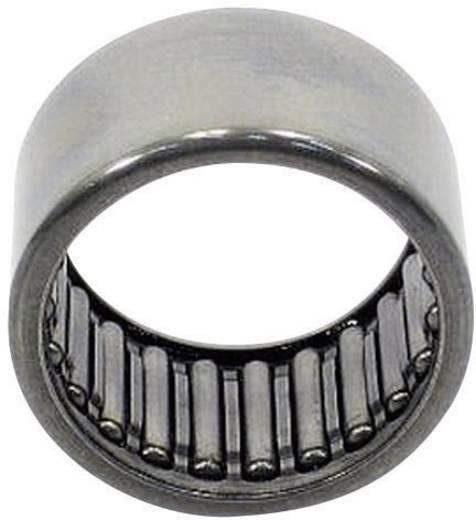HK-Nadellager UBC Bearing HK 0408 Bohrungs-Ø 4 mm Außen-Durchmesser 8 mm Drehzahl (max.) 26000 U/min