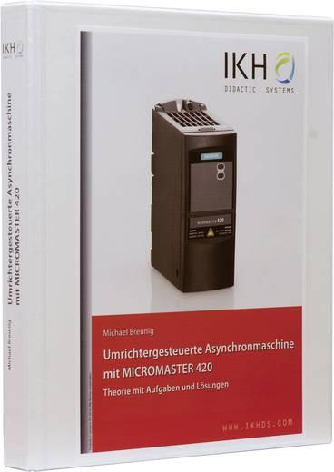 MICROMASTER 420 Teachware Ausgabe im DIN A4-Ordner