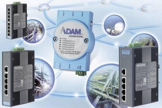 Switch LAN Advantech EKI-2728-AE Anzahl Ausgänge: 8 x 12 V/DC, 24 V/DC, 48 V/DC