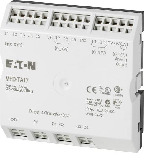 SPS-Erweiterungsmodul Eaton MFD-TA17 265256 24 V/DC