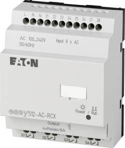 Image of SPS-Steuerungsmodul Eaton easy 512-AC-RCX 274105 115 V/AC, 230 V/AC