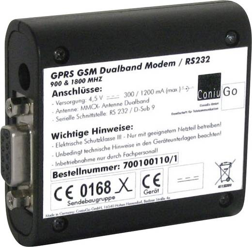 GPRS GSM Dualband-Modem