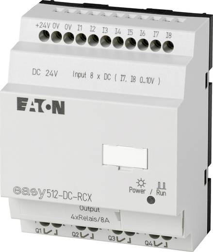SPS-Steuerungsmodul Eaton EASY512-DC-RCX 274110 24 V/DC