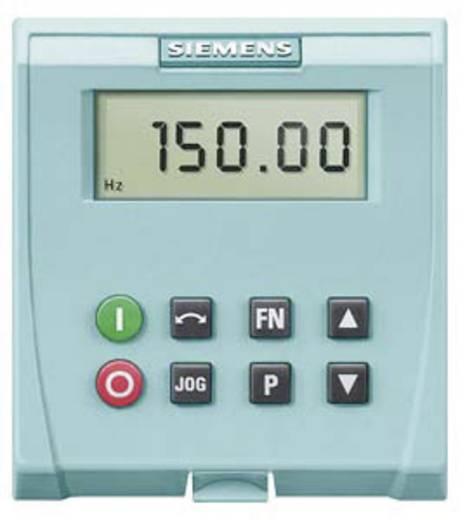 Bedienfeld Siemens 6SL3255-0AA00-4BA1 Siemens Sinamics G110