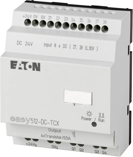 SPS-Steuerungsmodul Eaton easy 512-DC-TCX 274112 24 V/DC