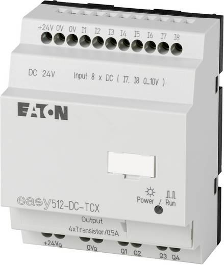 SPS-Steuerungsmodul Eaton EASY512-DC-TCX 274112 24 V/DC