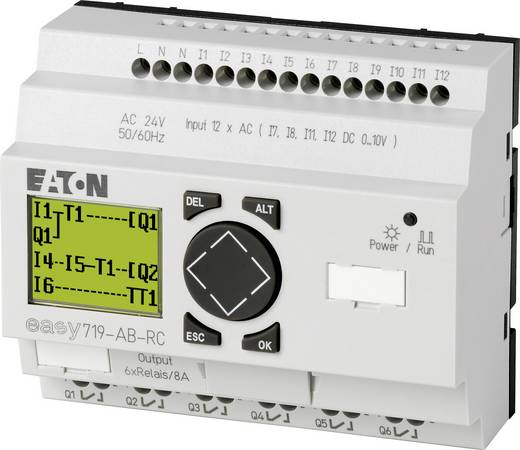 SPS-Steuerungsmodul Eaton EASY719-AB-RC 274113 24 V/AC