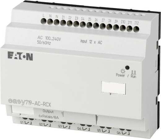 SPS-Steuerungsmodul Eaton EASY719-AC-RCX 274116 115 V/AC, 230 V/AC