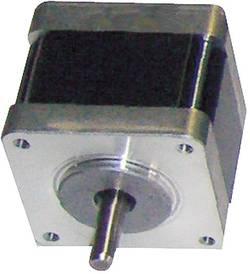 Krokový motor Emis E547-52500, 0,6 A, Ø hřídele 5 mm
